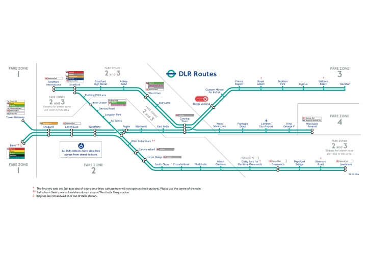 dlr-route-map